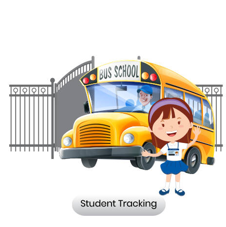 100% Child Safety | Full RFID Student Tracking | RFID Card